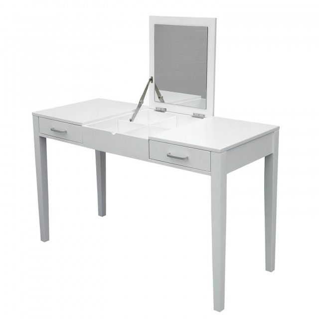 Vanity Desk With Mirror Target