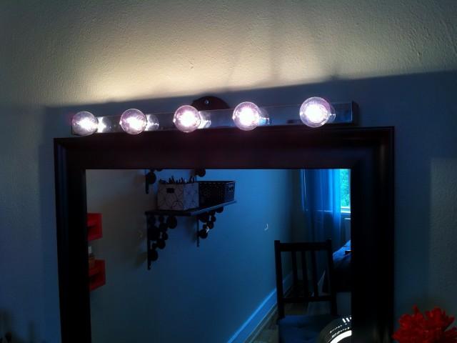 Vanity Mirrors With Lights Ikea