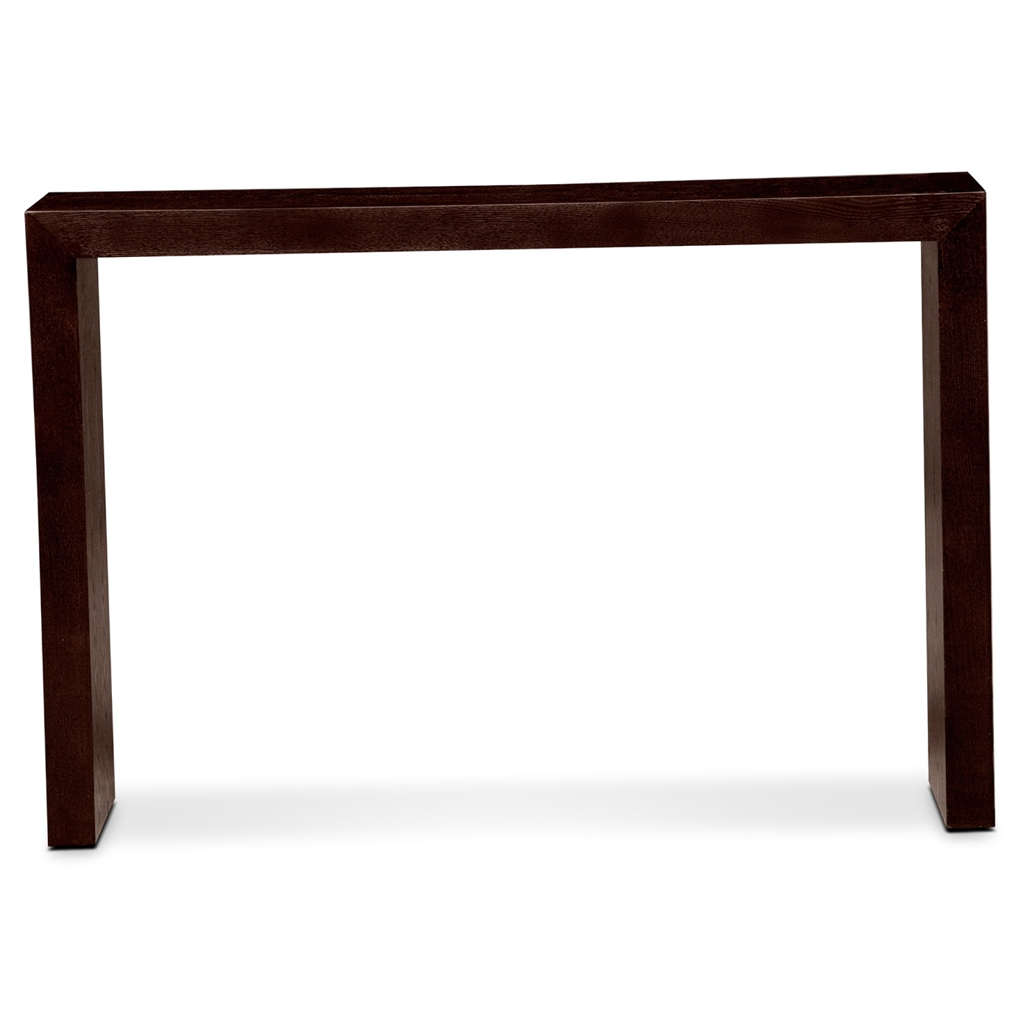Very Slim Console Table