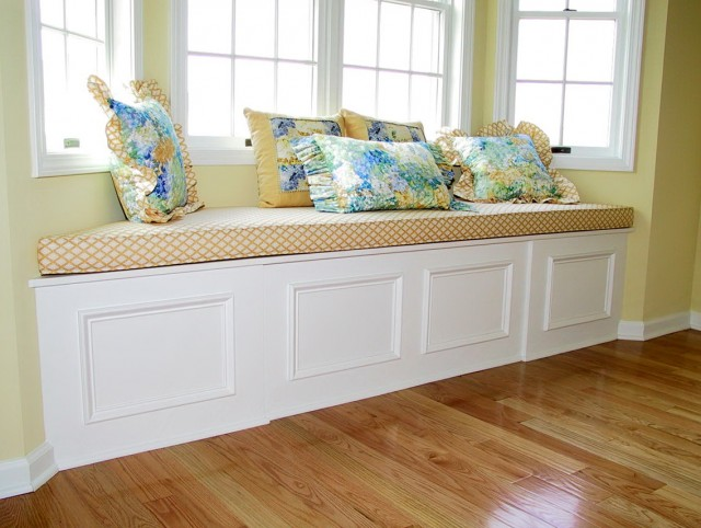 Window Bench Cushions Indoor Home Design Ideas