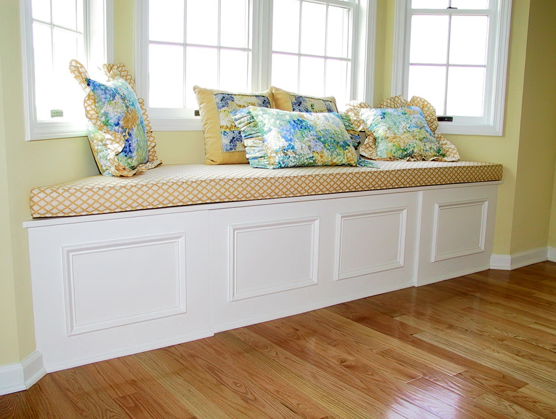 Window Bench Seat Cushions Indoor Home Design Ideas