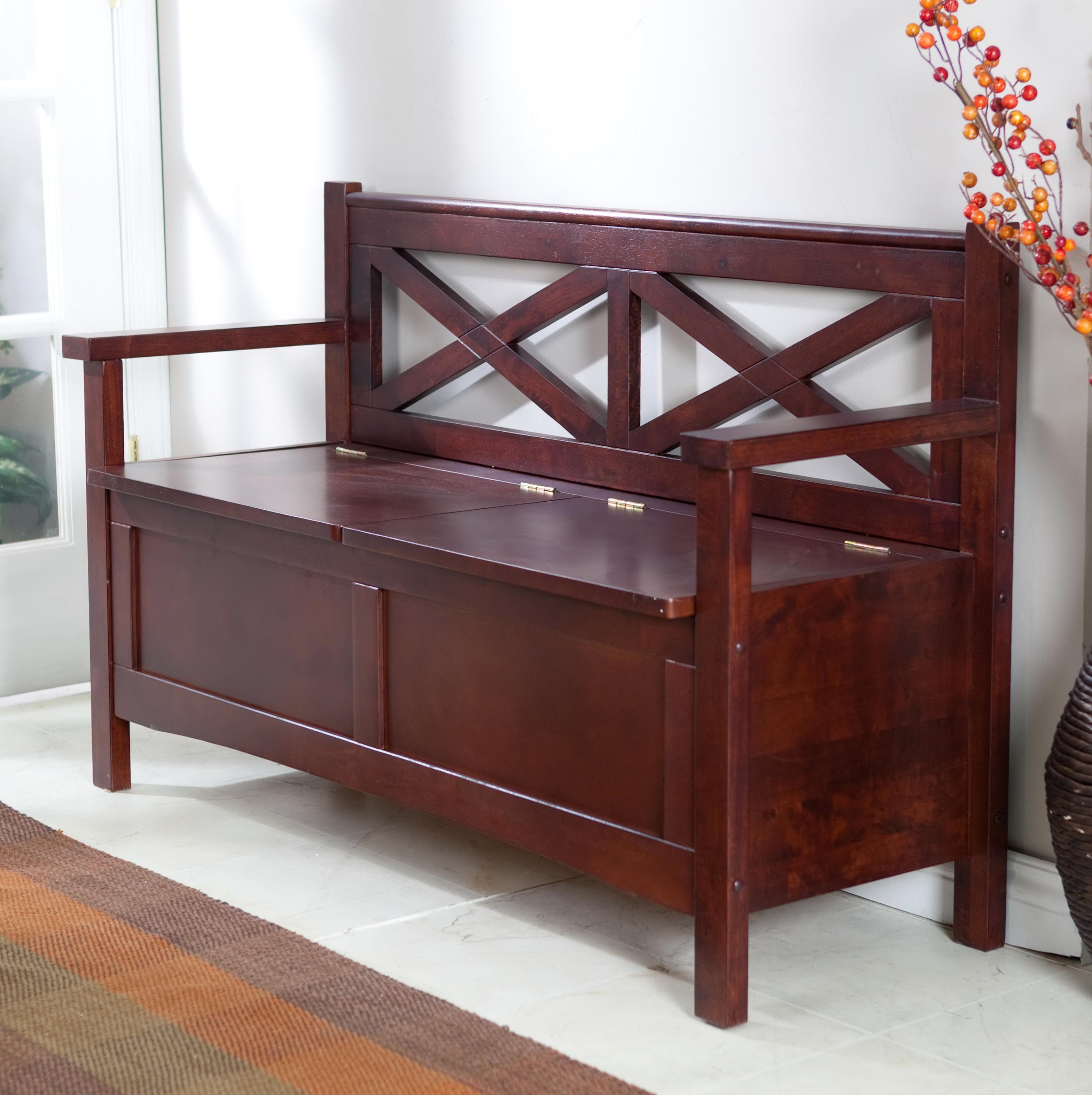 Wooden Bench Plans Indoor