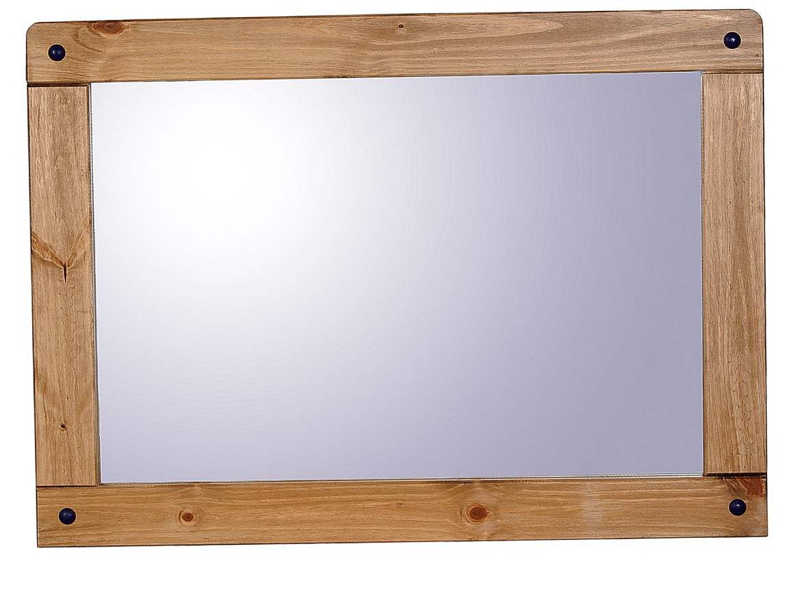 Wooden Framed Bathroom Mirrors