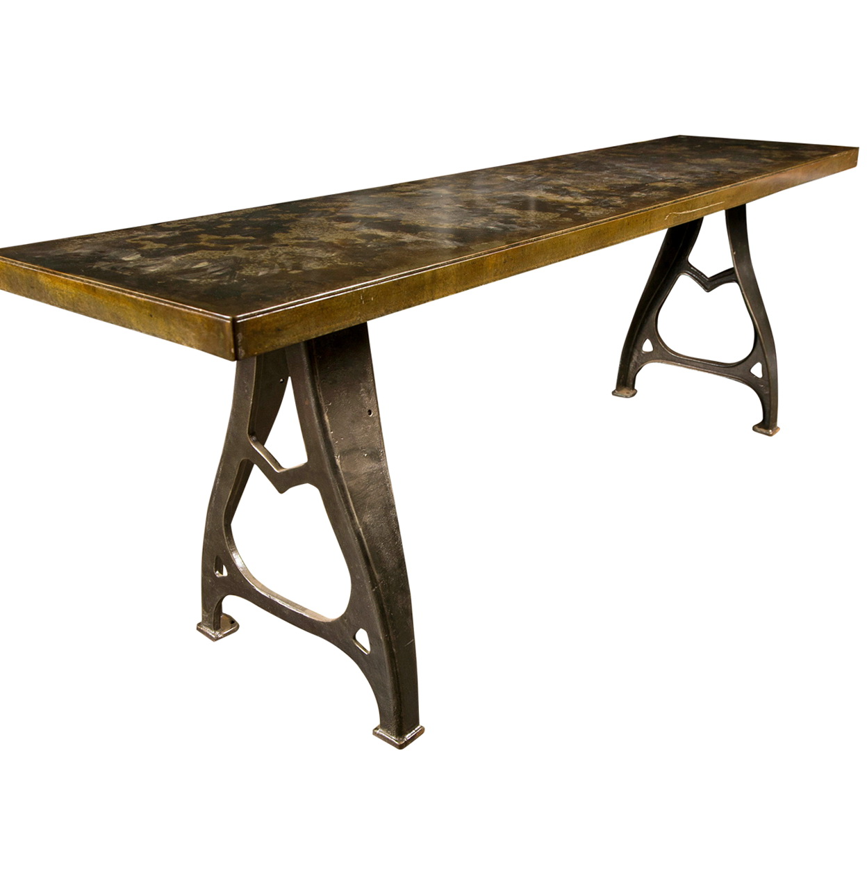 Wrought Iron Console Tables For Sale