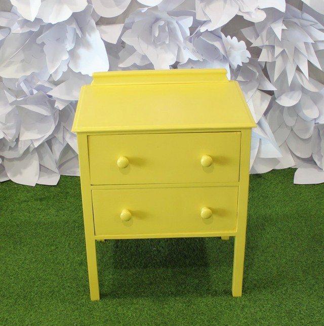 Yellow Side Table Uk