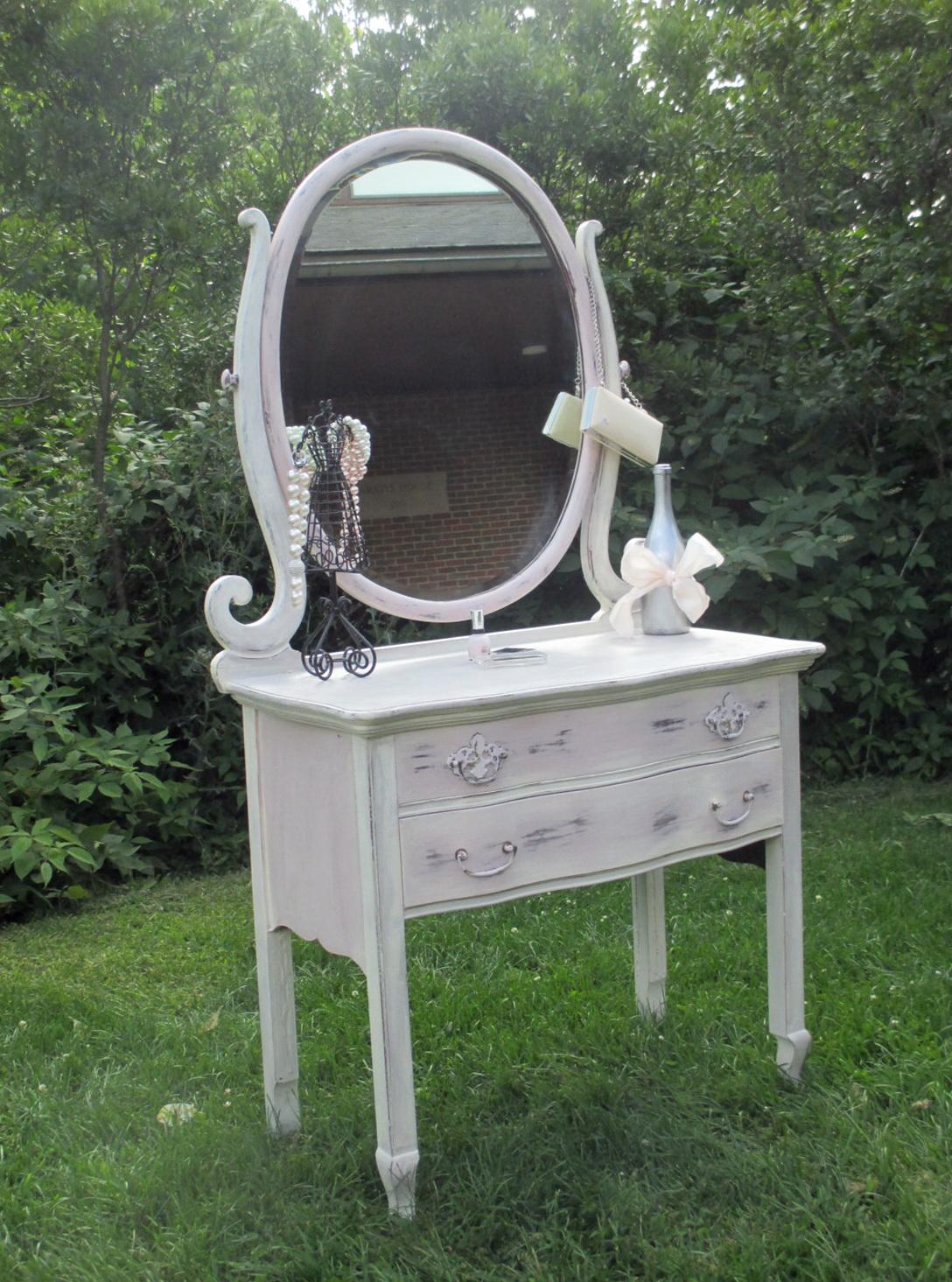 1940 S Vanity Dresser With Mirror Home Design Ideas