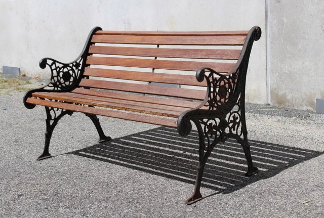 design the furniture bench iron patio for seasons wrought rod