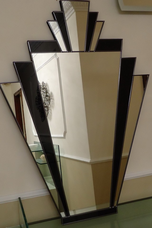 Art Deco Bathroom Mirrors