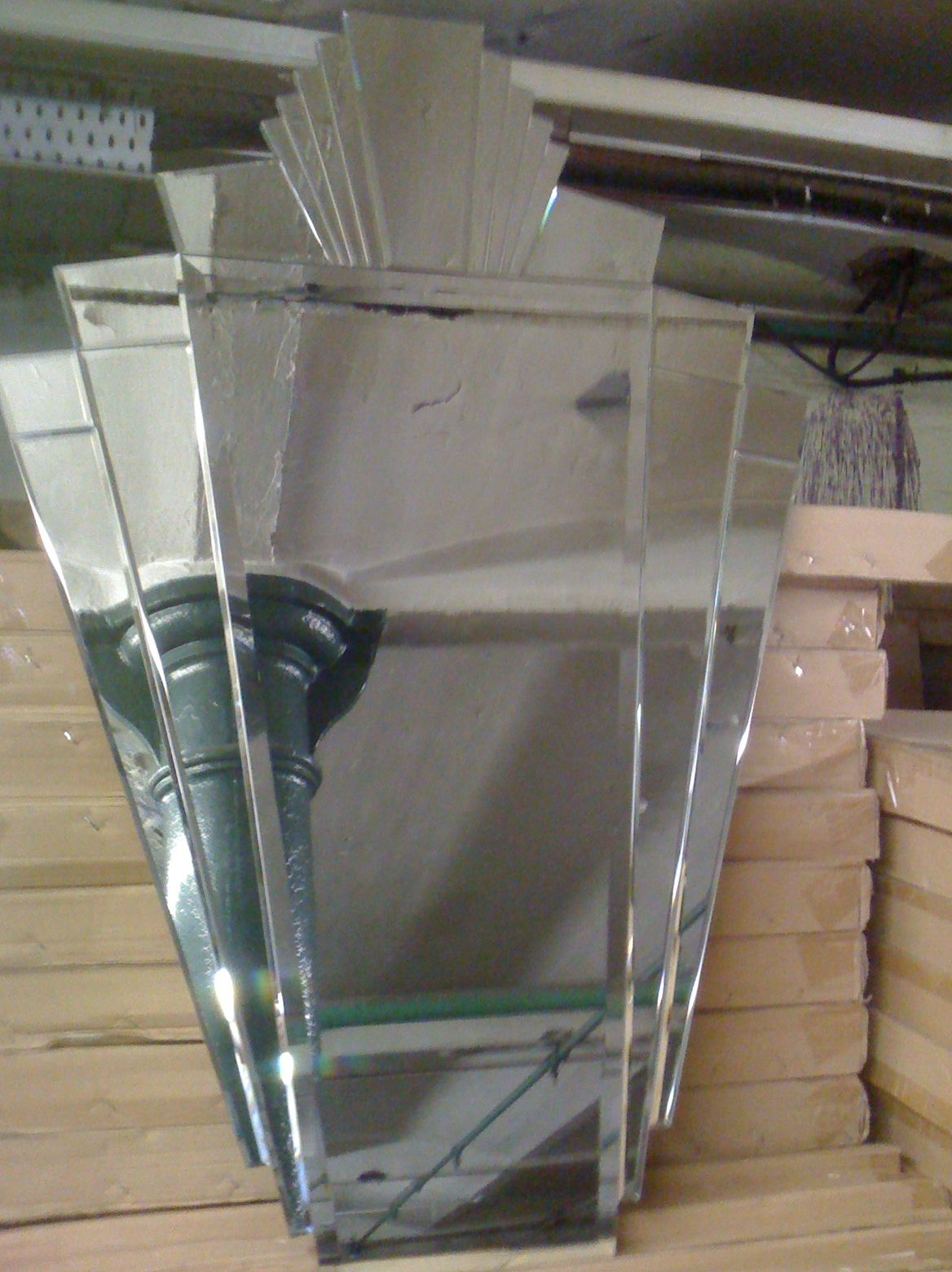 Art Deco Mirrors For Sale