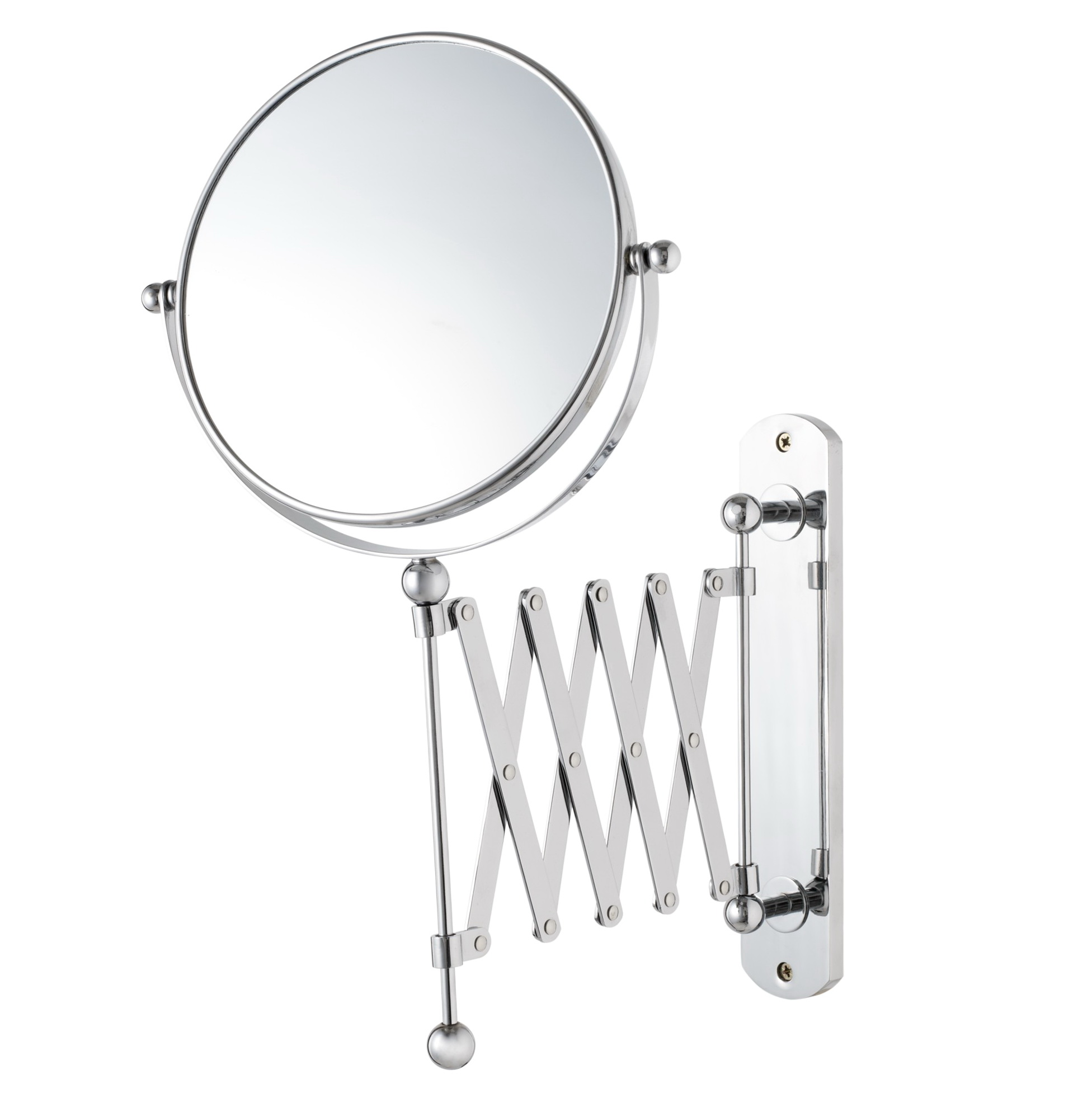Bathroom magnifying mirror wall mounted home design ideas Bathroom magnifying mirrors wall mounted