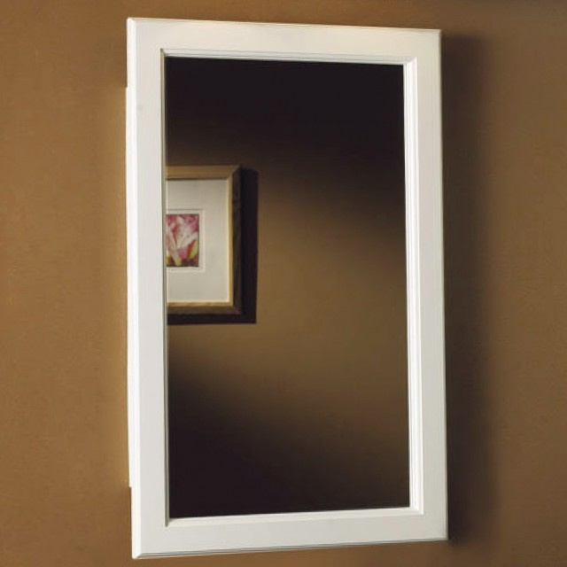 Bathroom Medicine Cabinets With Mirrors Recessed