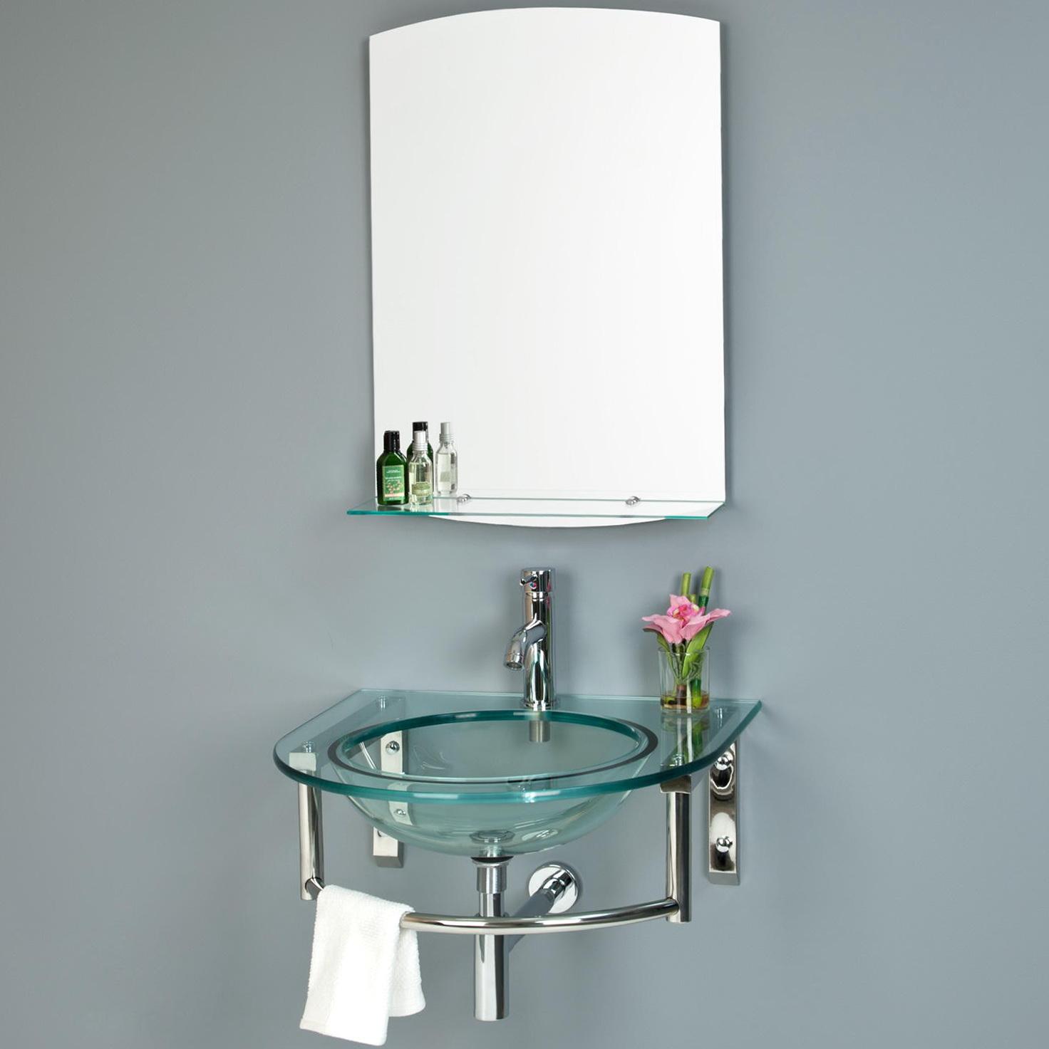 Mounting Bathroom Mirror: Bathroom Mirror Mounting Hardware