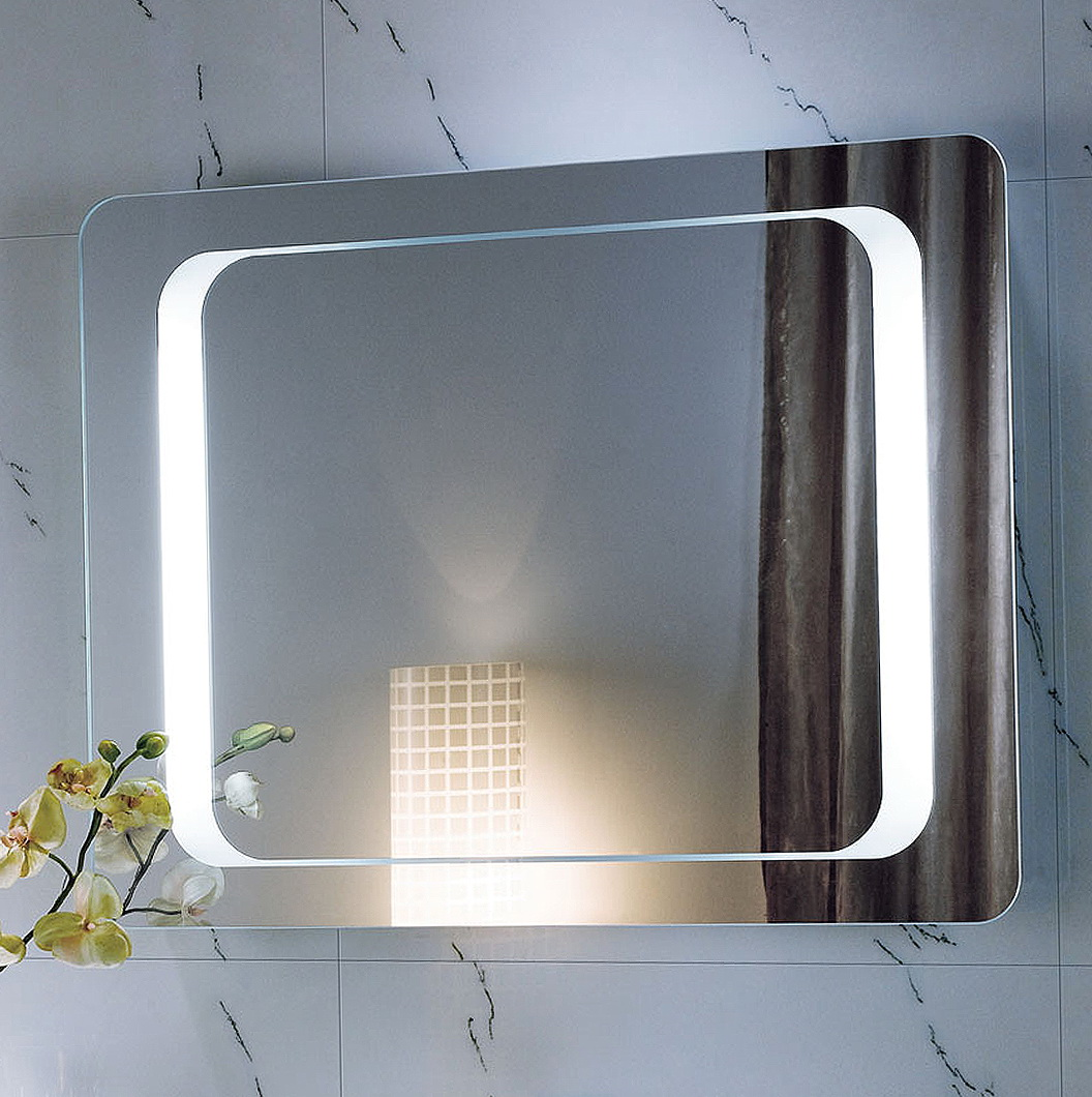 Bathroom Mirror With Lights And Demister