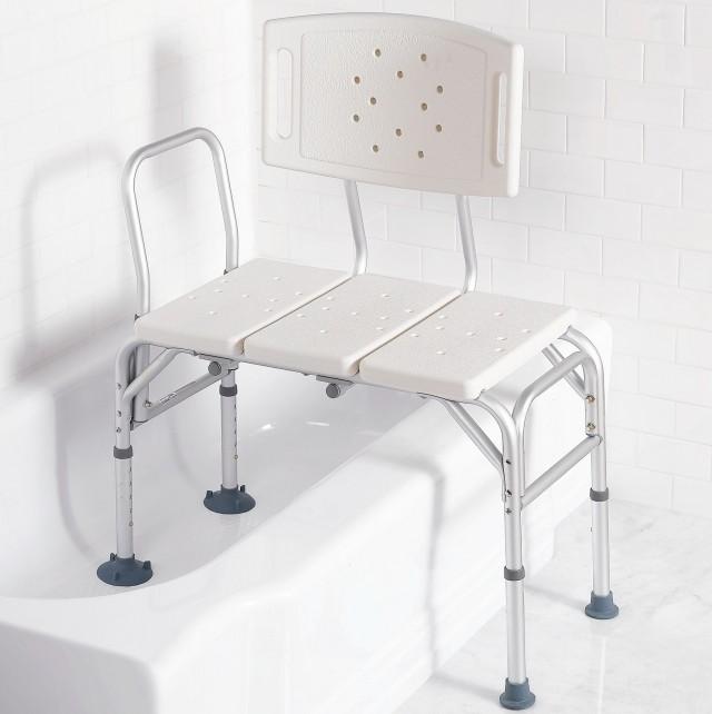 Bathtub Transfer Bench Home Depot
