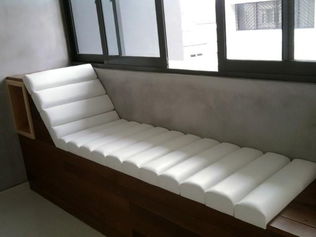 Bay Window Bench Cushions
