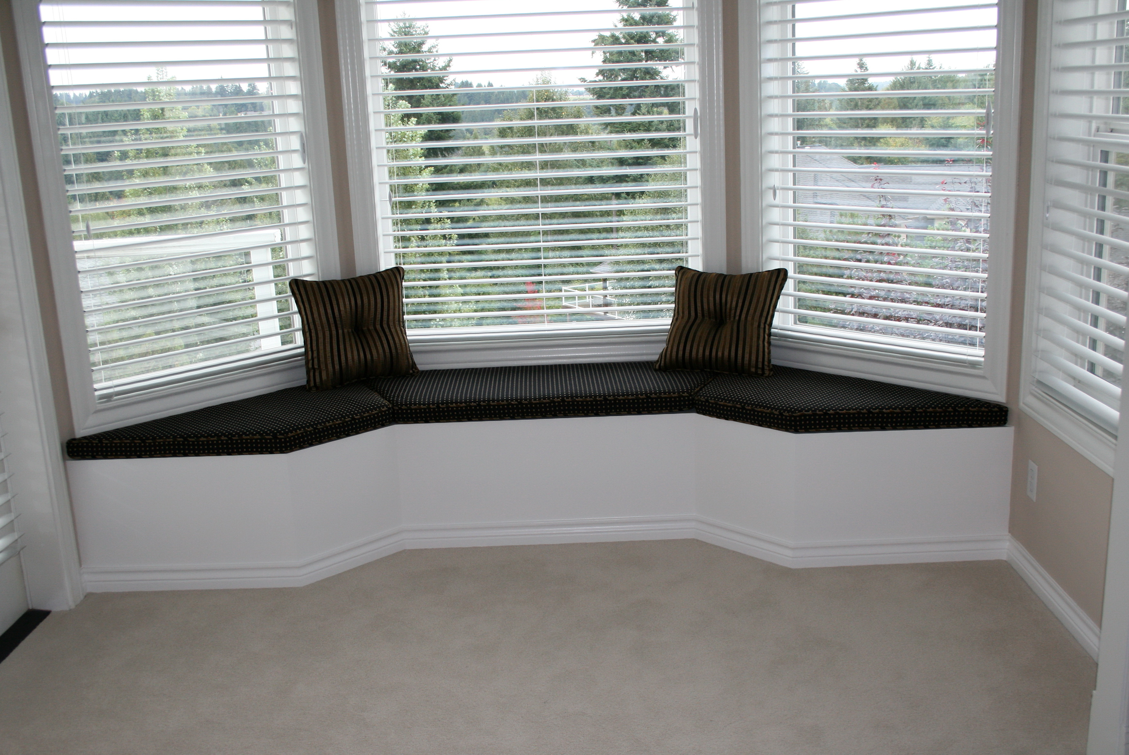 Bay Window Bench Seat Plans Home Design Ideas