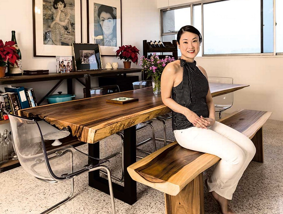 Bench Dining Table Singapore