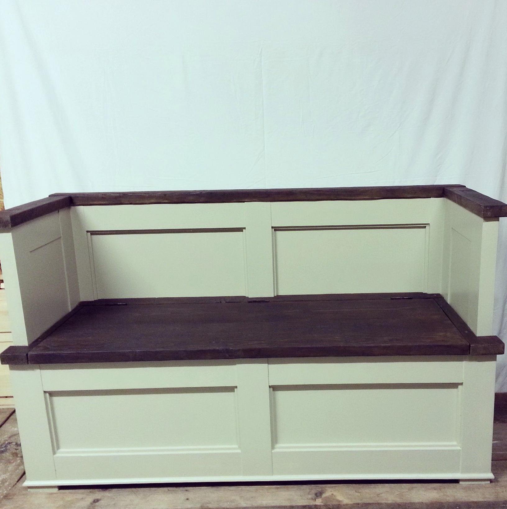 Bench Seat With Storage Nz