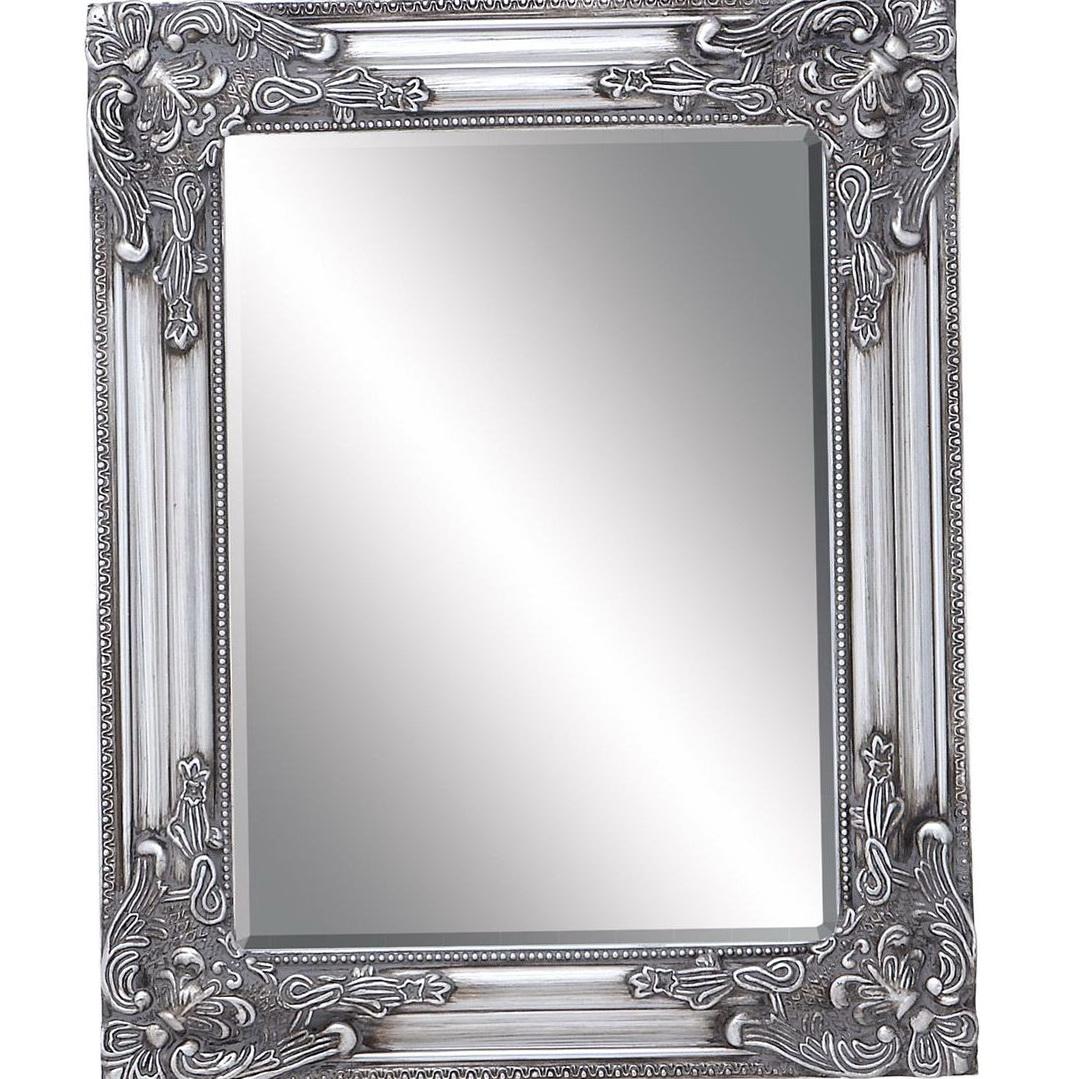 Beveled Mirror Framed Mirror