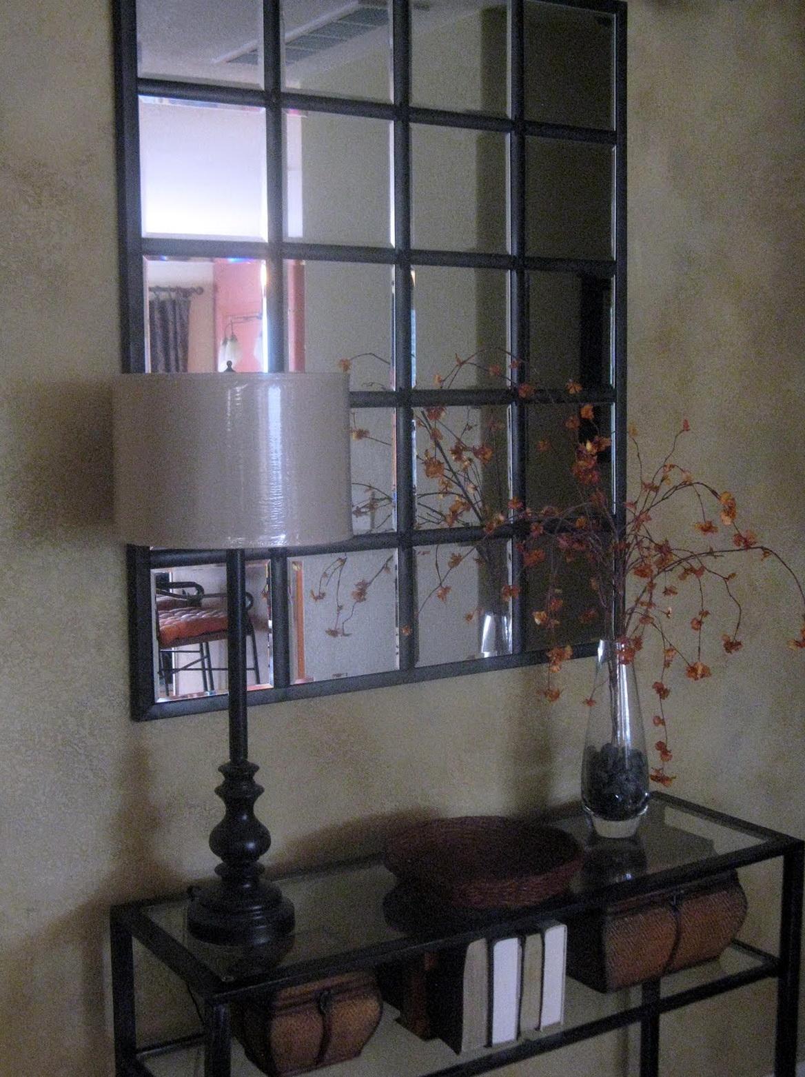 Beveled Mirror Tiles 8x8