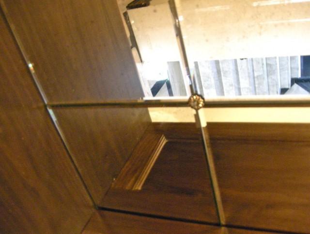 Self Adhesive Mirror Wall Tiles Home Design Ideas