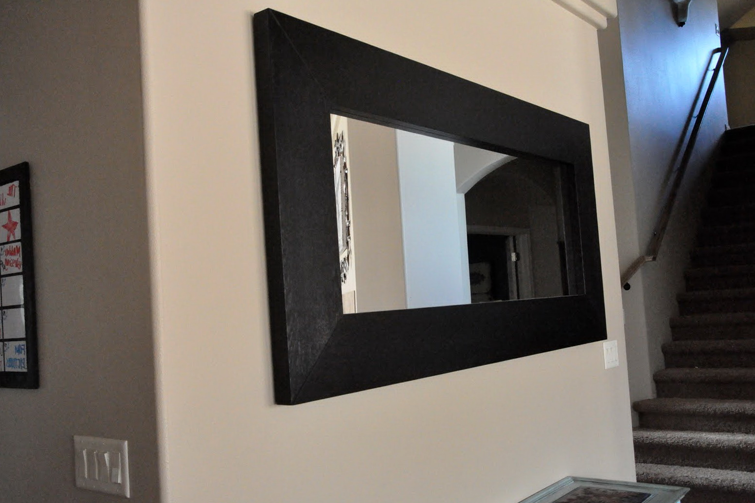 Black Framed Mirror Ikea