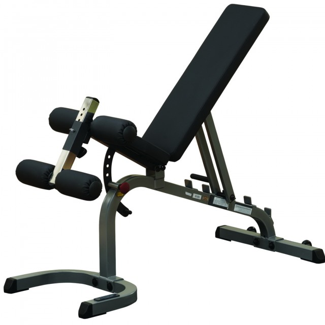 Body Solid Incline Decline Bench