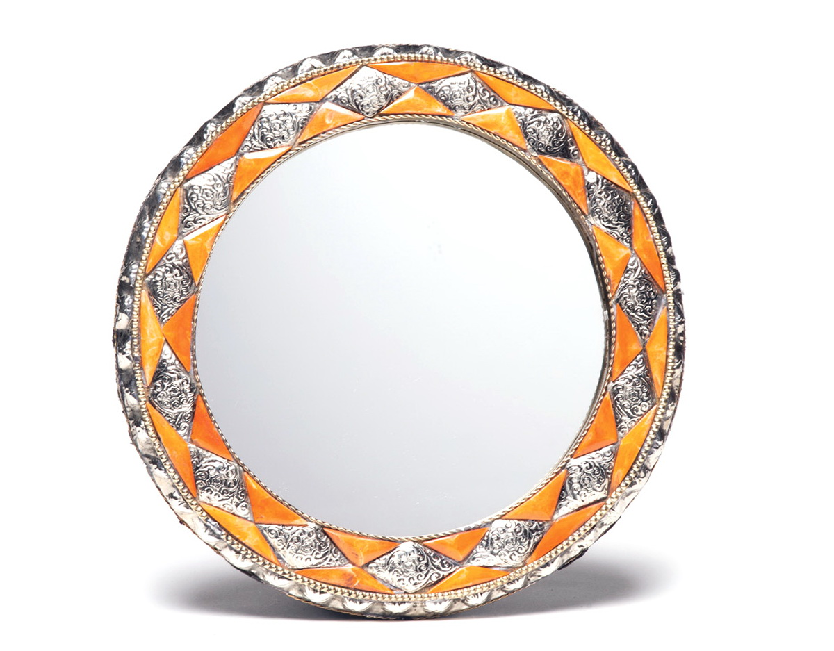 Bone Inlay Mirror Uk