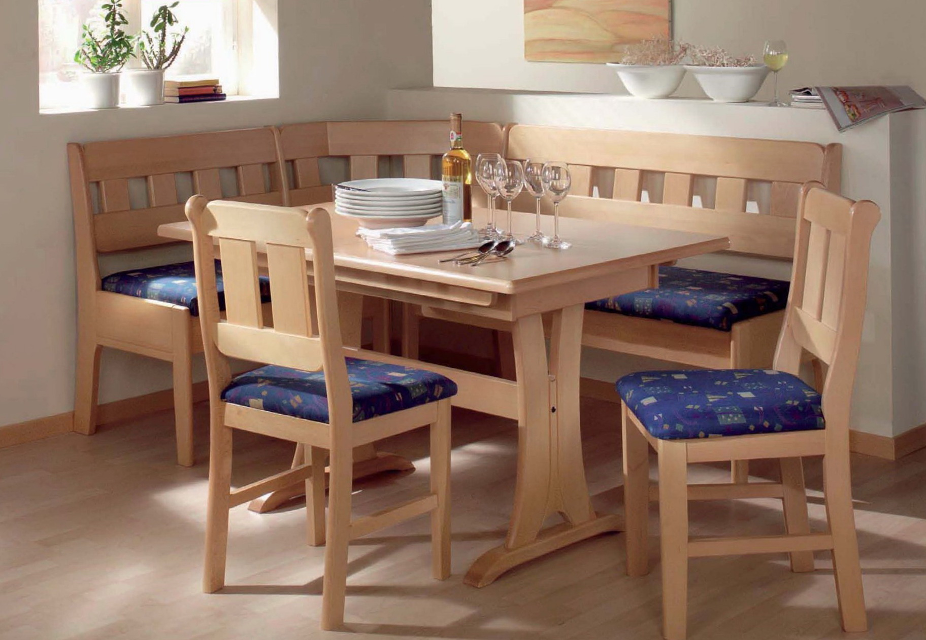 Breakfast Nook Benches For Sale