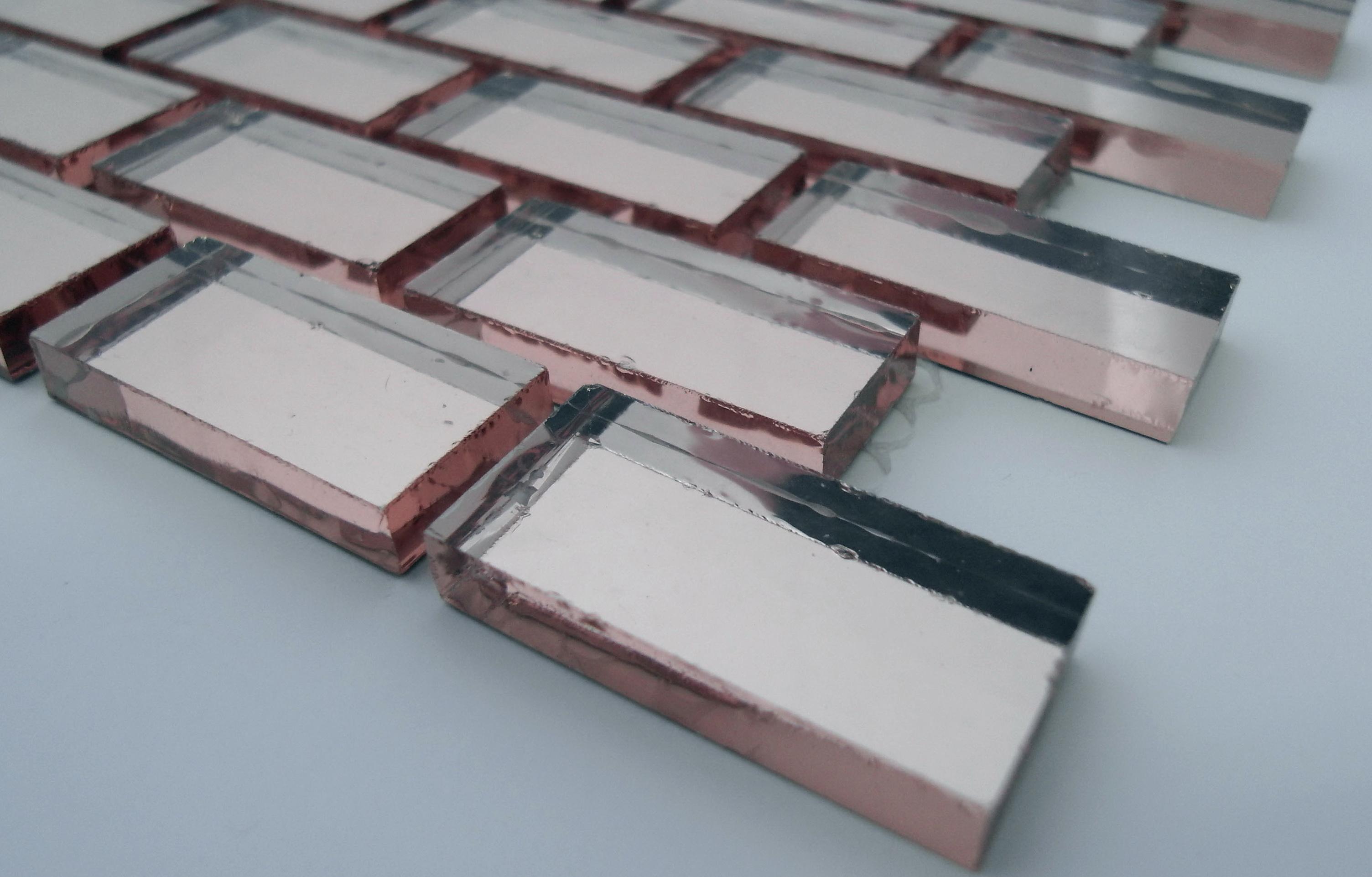Bronze Mirror Wall Tiles Home Design Ideas