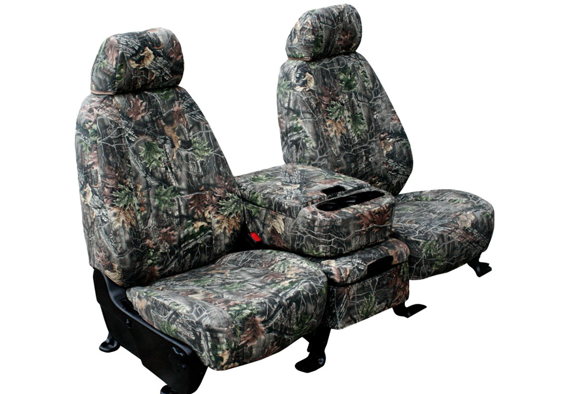 Camo Bench Seat Covers With Console Home Design Ideas