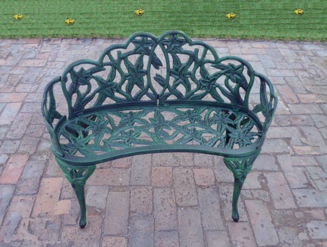 Cast Iron Bench Ends For Sale
