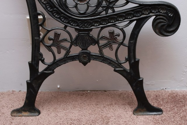 Cast Iron Bench Legs