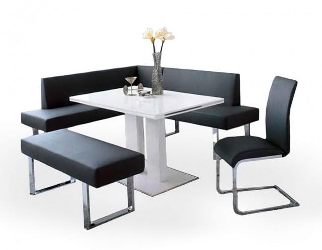 Corner Bench Dining Set