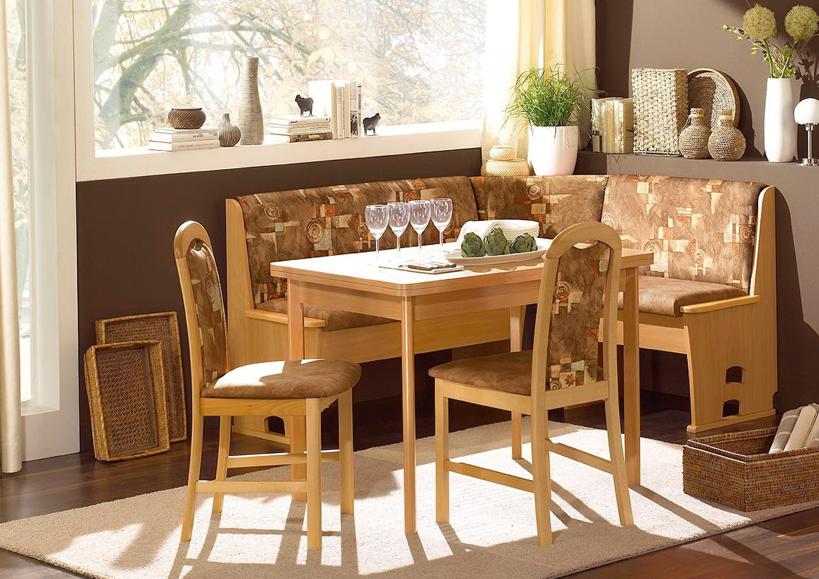 Corner Bench Kitchen Table Plans