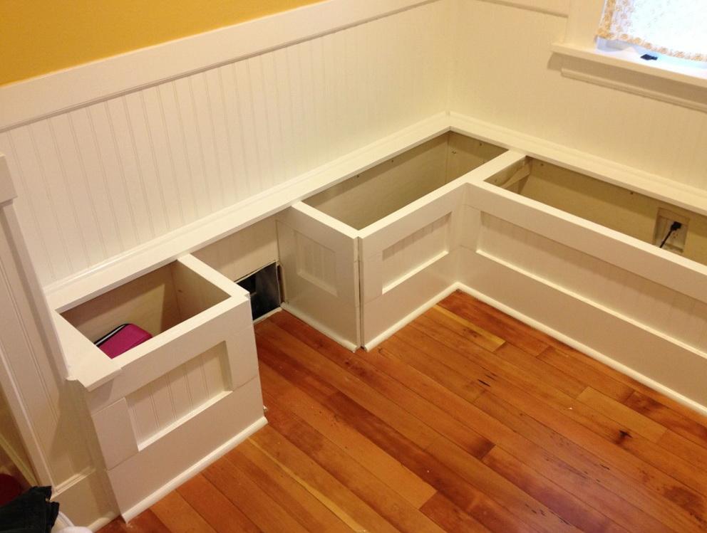 Corner Bench Seating Diy