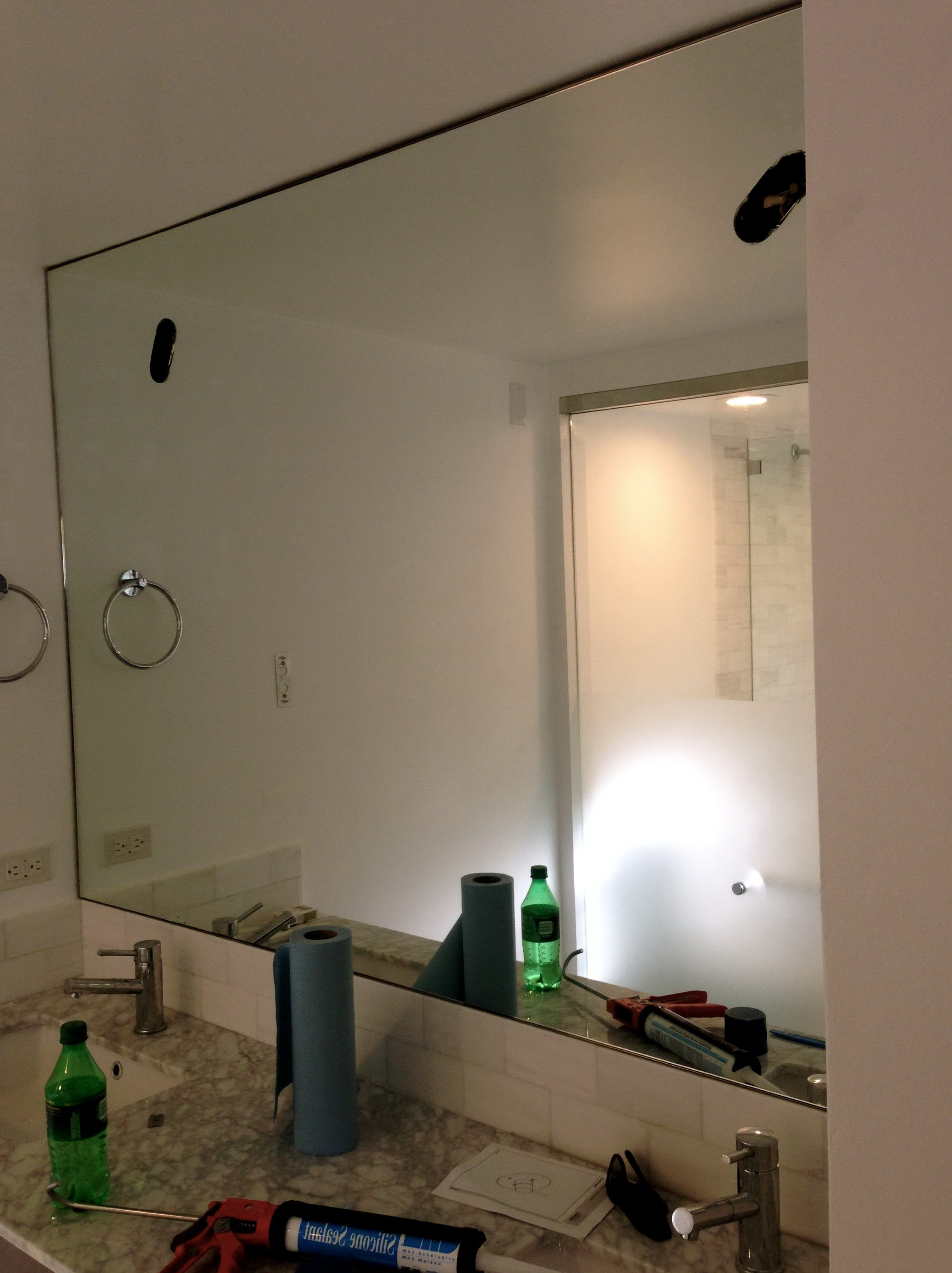 Custom Cut Mirrors Portland Oregon