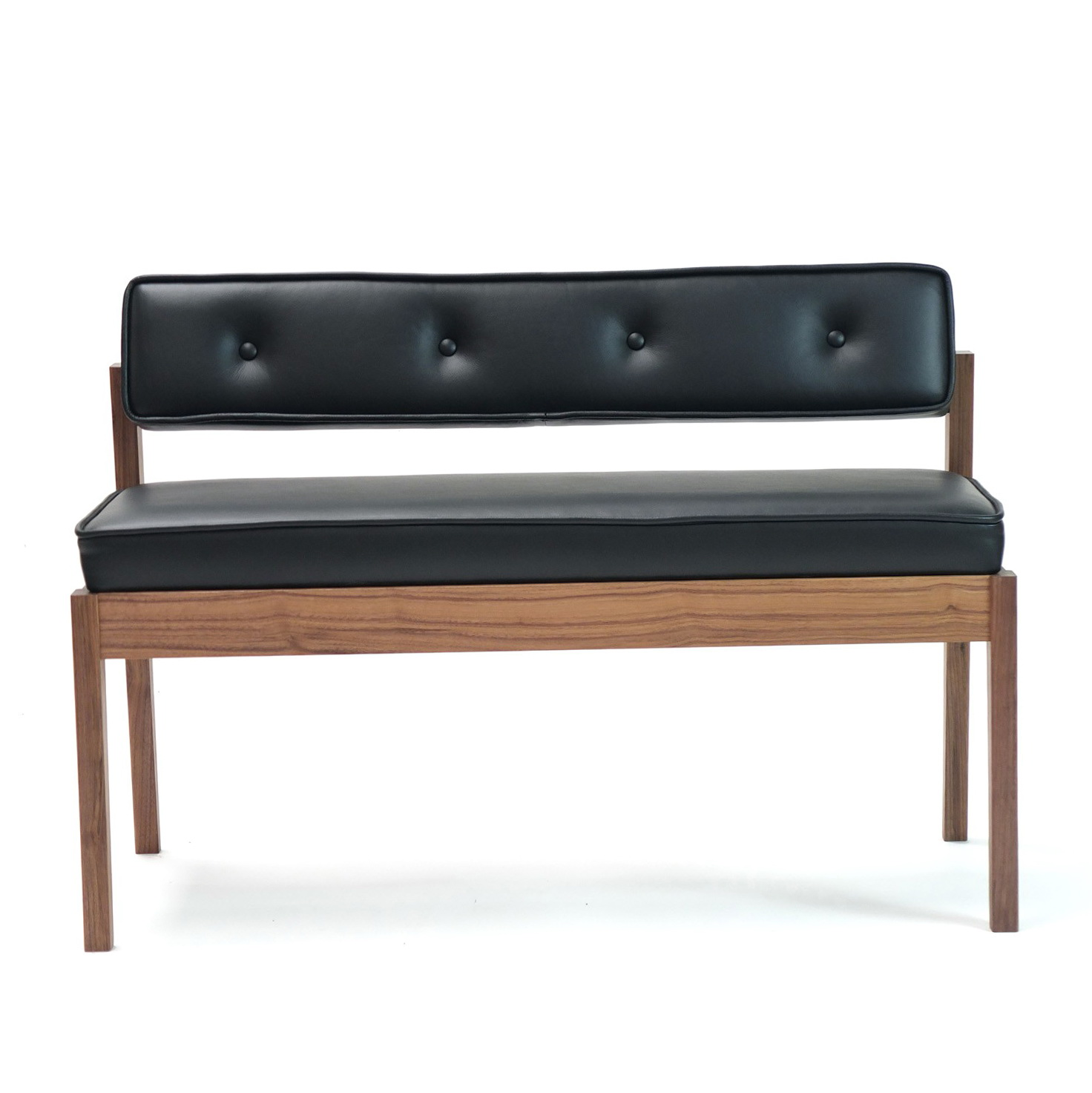 Custom Upholstered Dining Bench