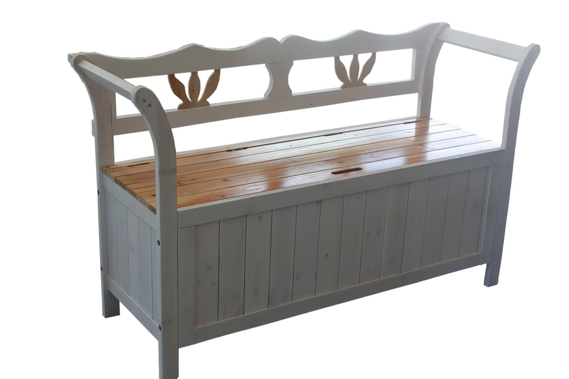 Deck Storage Bench Seat