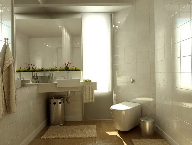 Decorative Bathroom Mirrors Australia