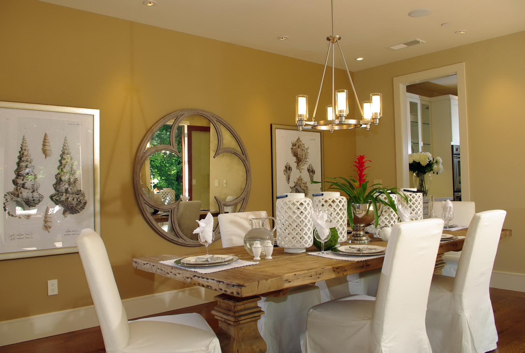 Dining Room Mirrors Houzz
