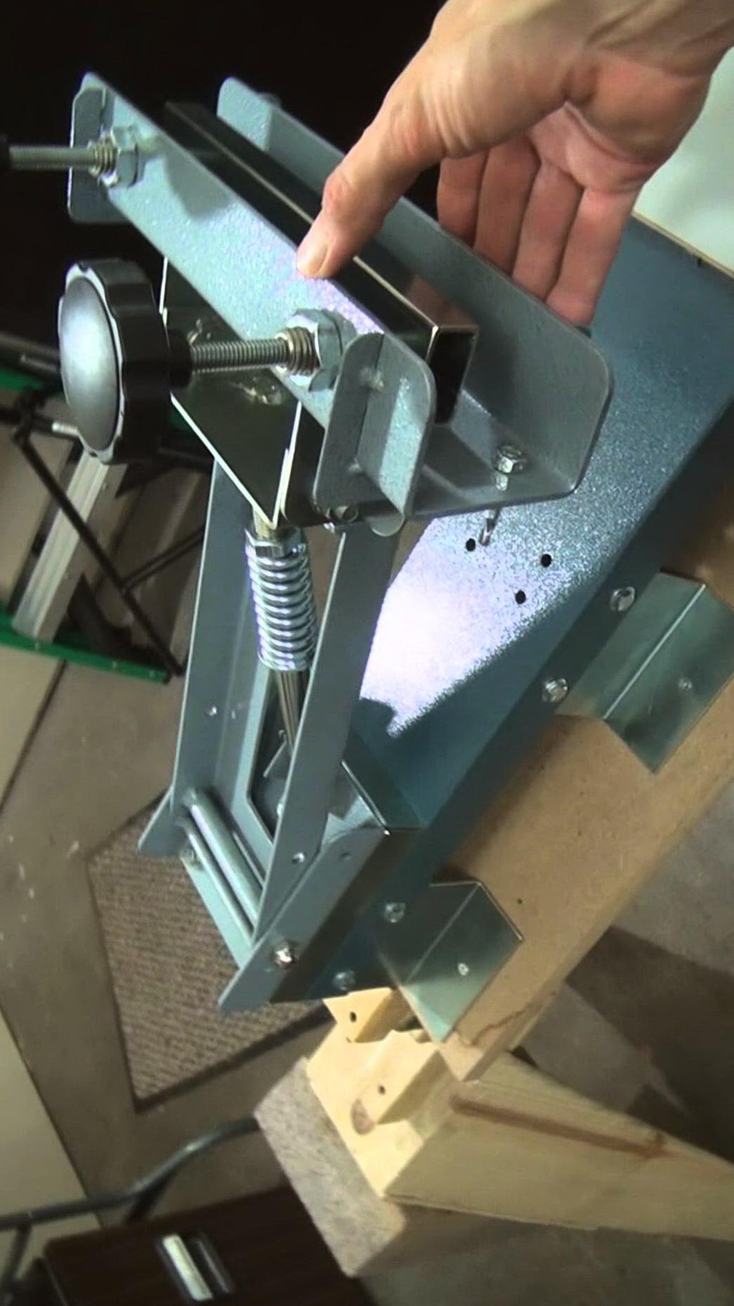 Diy Bench Press Rack