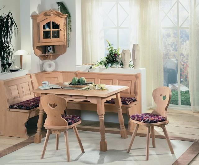 Diy Corner Bench Kitchen Table