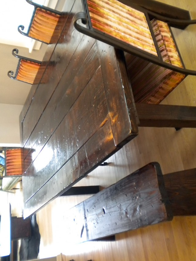 Diy Dining Room Benches
