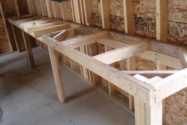 Diy Work Bench Ideas