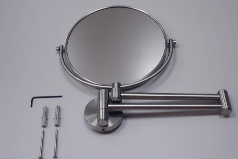 Double Sided Mirror Bathroom