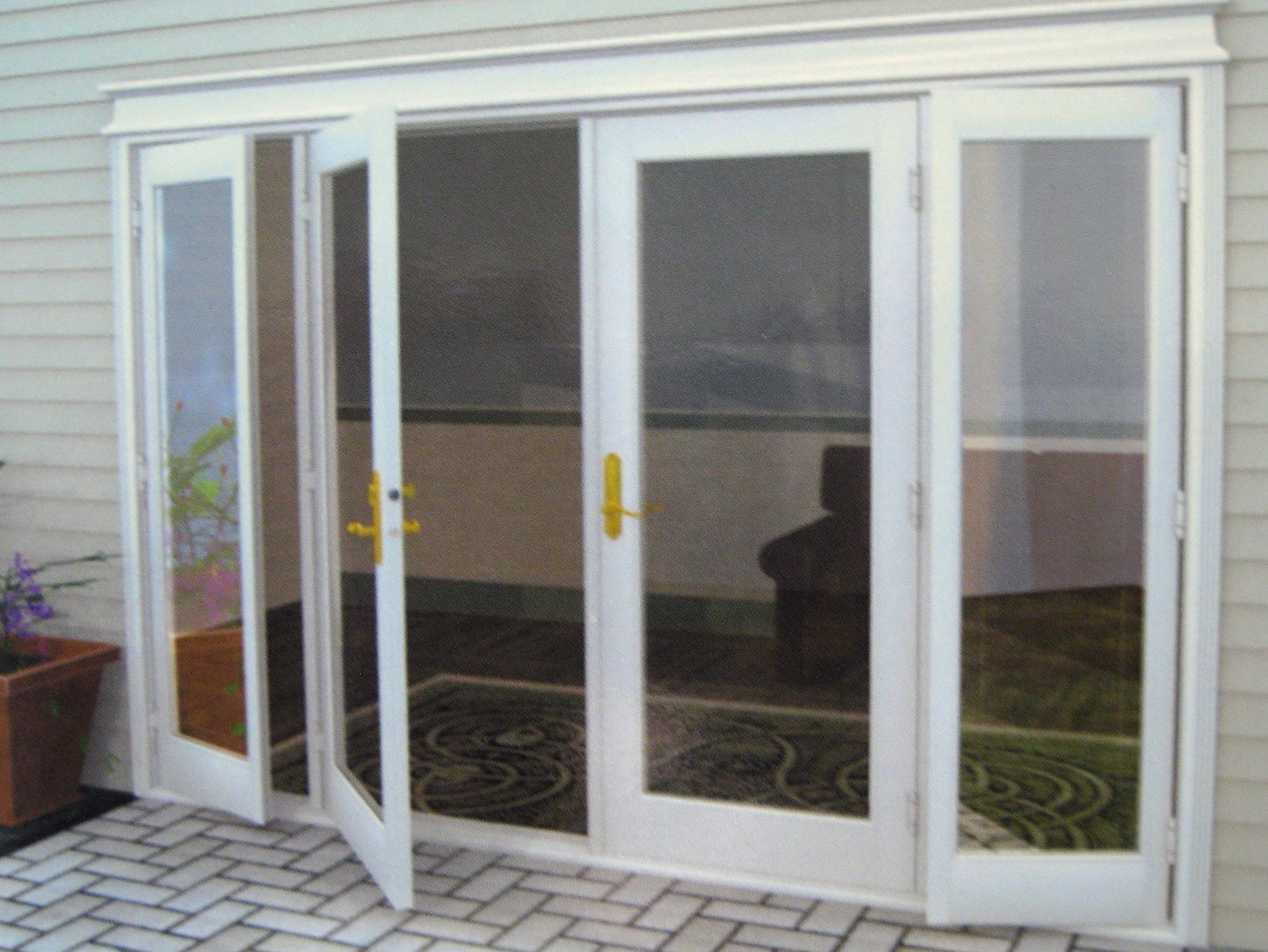Double Sided Mirror Film