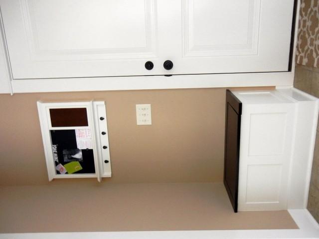 Entry Storage Bench Plans