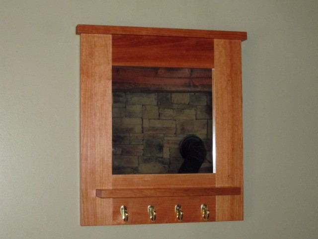 Entryway Mirror With Hooks Canada