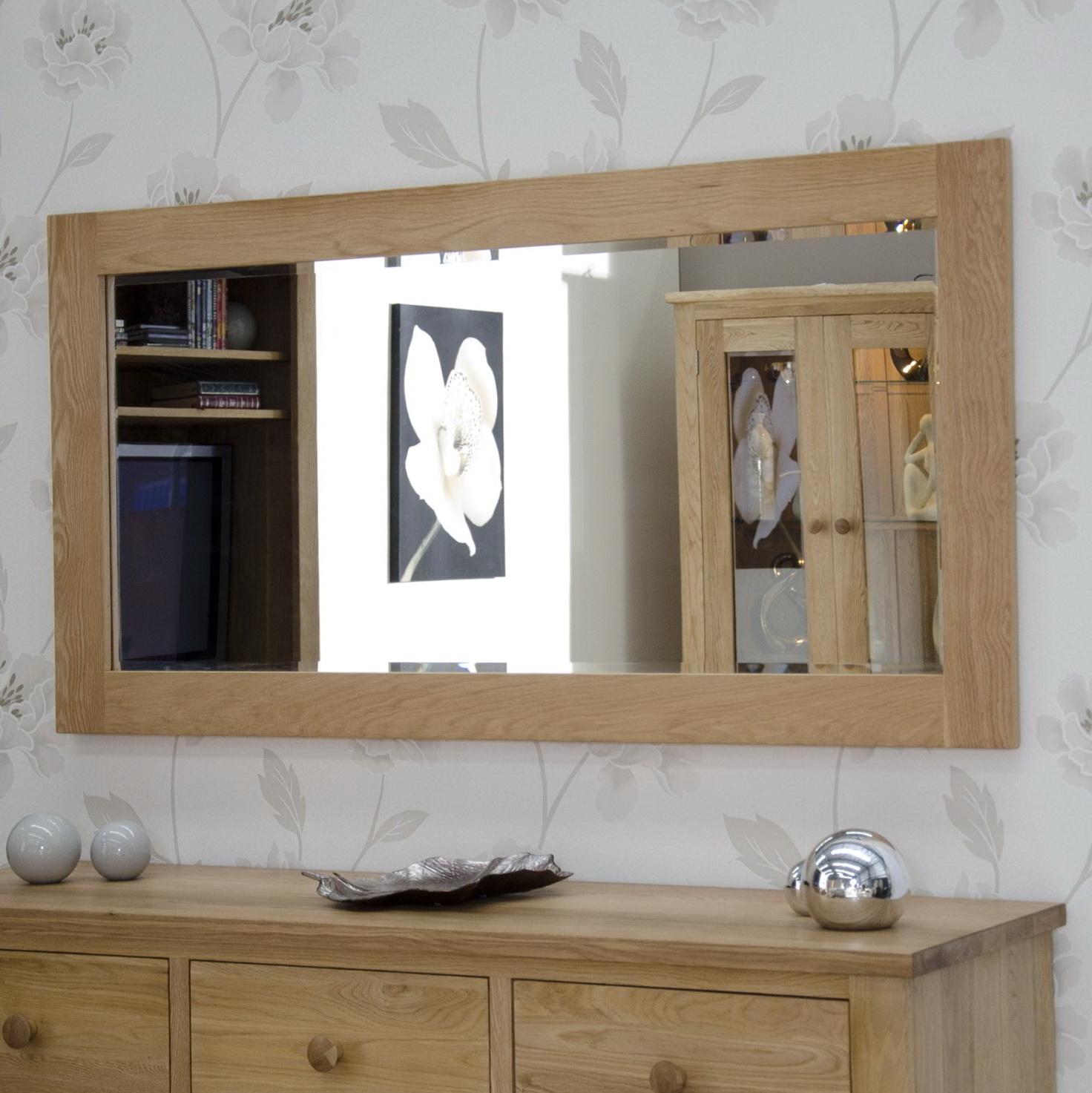 Extra Large Framed Mirrors